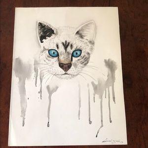 Other - Original Water Color Guatemalan Artist